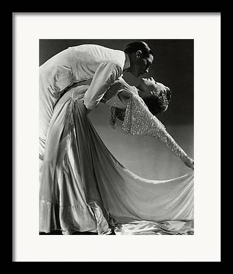 Standing Photographs Framed Prints
