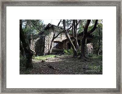 Jack London House Of Happy Walls 5d21962 Framed Print by Wingsdomain Art and Photography