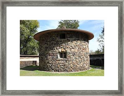Jack London Ranch Pig Palace 5d22152 Framed Print