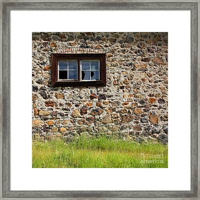 Jack London Sherry Barn 5d22075 Square Framed Print