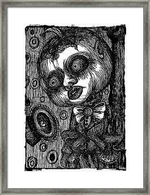 Jack O Lantern Framed Print by Akiko Okabe