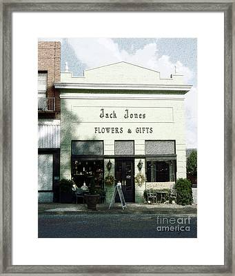 Jack's Place Framed Print