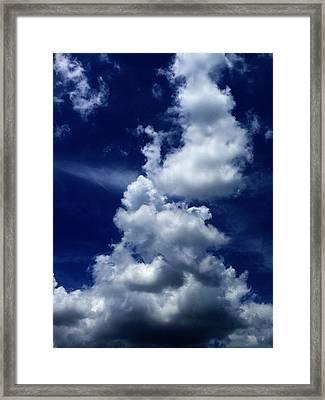 Jacksonville Il 2014-07-17 Framed Print by Jeff Iverson