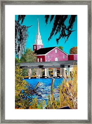 Jacksonville Nc A First Impression Framed Print