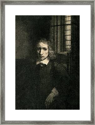 Jacob Haaringh Framed Print by Rembrandt