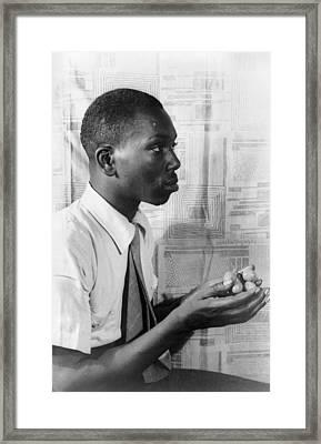 Jacob Lawrence (1917-2000) Framed Print