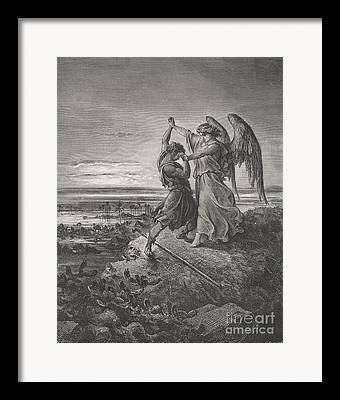 The Holy Bible Framed Prints