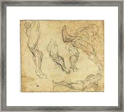 Jacopo Tintoretto Italian, 1518 - 1594 Framed Print