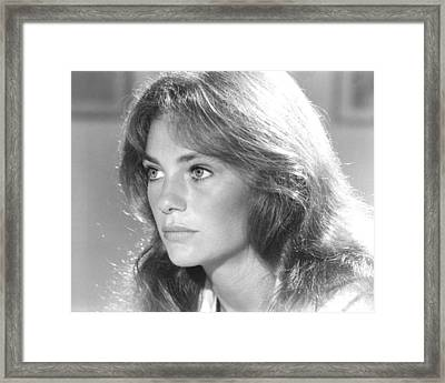 Jacqueline Bisset In The Deep  Framed Print by Silver Screen