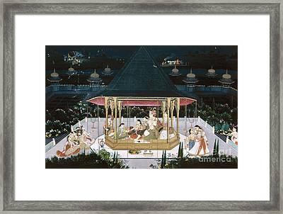 Jagat Singh II Bahadur Framed Print by Granger