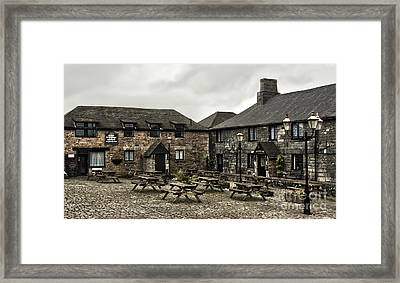 Jamaica Inn. Framed Print