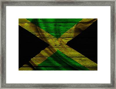 Jamaica Framed Print by Joe Hamilton