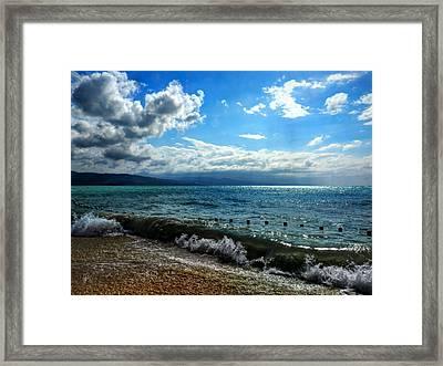 Jamaica - Montego Bay 004 Framed Print