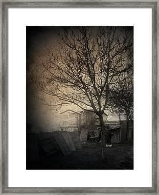 Jamais Vu Framed Print by Taylan Apukovska