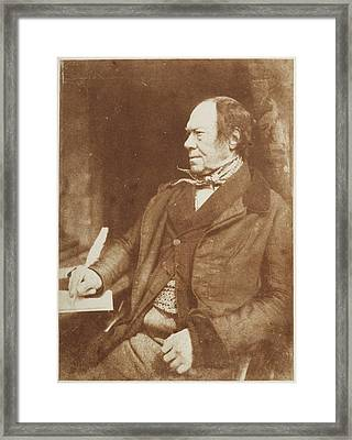 James Aytoun Framed Print by British Library
