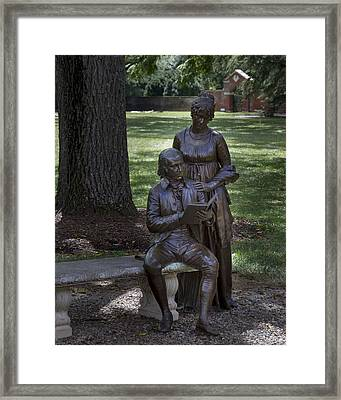 James Dolley Madison Framed Print