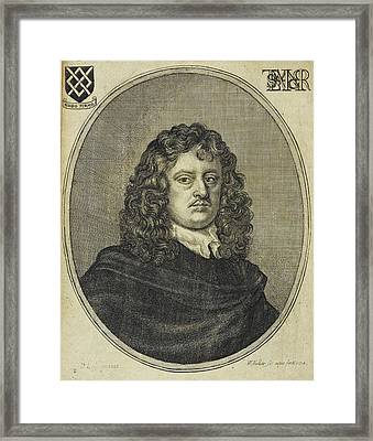 James Harrington Framed Print by British Library