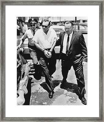 James Meredith Ambush Shooter Framed Print