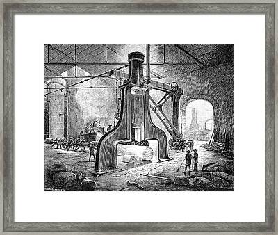 James Nasmyth, Steam Hammer