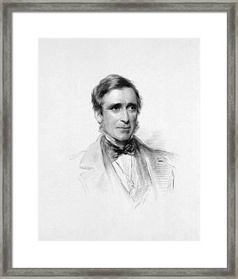 James Paget Framed Print