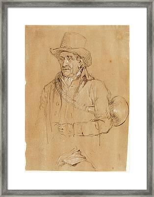 James Ward British, 1769 - 1859, The Earth Stopper Framed Print