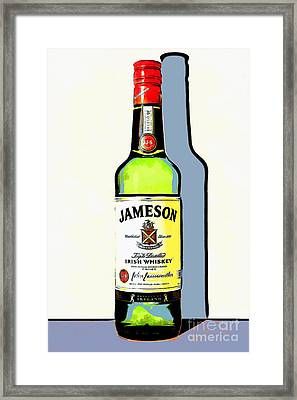 Jameson Irish Whiskey 20140916poster Framed Print