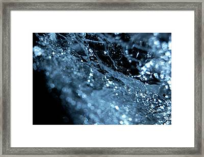 Framed Print featuring the photograph Jammer Abstract 006 by First Star Art