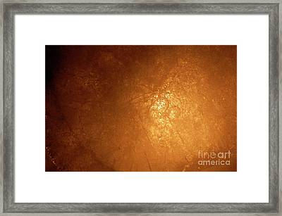 Framed Print featuring the photograph Jammer Abstract 007 by First Star Art