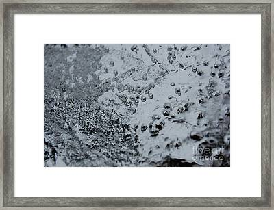 Framed Print featuring the photograph Jammer Abstract 008 by First Star Art