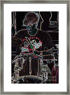 Jammer  By Jrr Framed Print by First Star Art