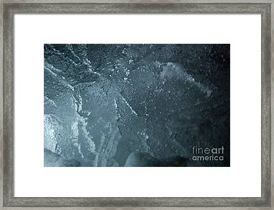 Framed Print featuring the photograph jammer Curacao Sanctum by First Star Art