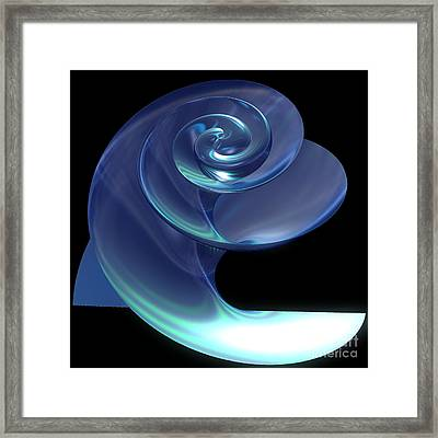 Jammer Nautilus 003 Framed Print by First Star Art