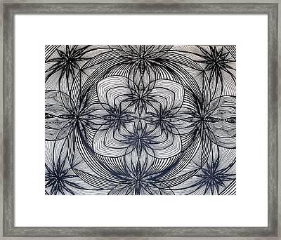 Janes Waves Framed Print by Sarah Yencer