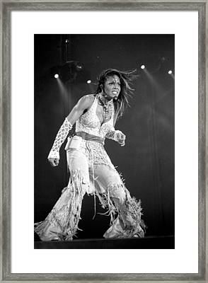 Janet 054 Framed Print by Timothy Bischoff