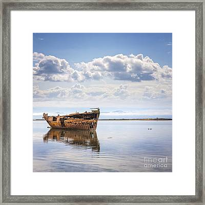 Janie Seddon Motueka New Zealand Framed Print by Colin and Linda McKie