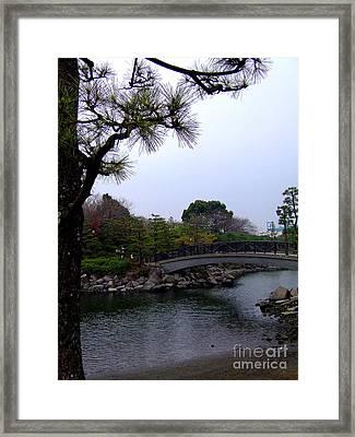 Japan Framed Print by Andrea Anderegg