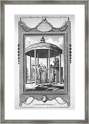 Japan: Wedding Framed Print by Granger