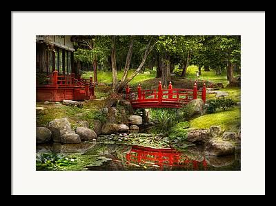 Garden Photographs Framed Prints