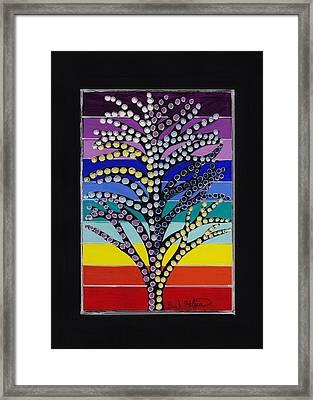 Japanese Maple Framed Print by Barbara St Jean