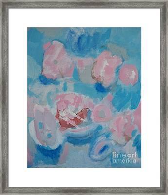 Jardin Framed Print by Jay Manne-Crusoe