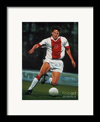 Fulham Fc Framed Prints