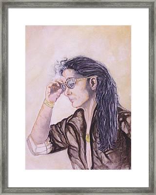 Jarrod Framed Print