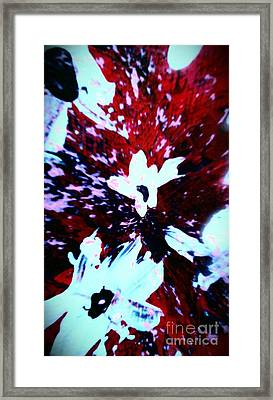 Framed Print featuring the painting Jasmine In My Mind  by Jacqueline McReynolds