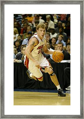 Framed Print featuring the photograph Jason Willams by Don Olea