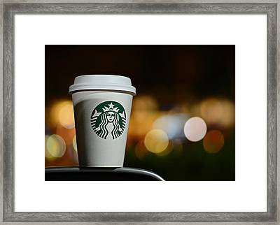 Java Framed Print by Laura Fasulo