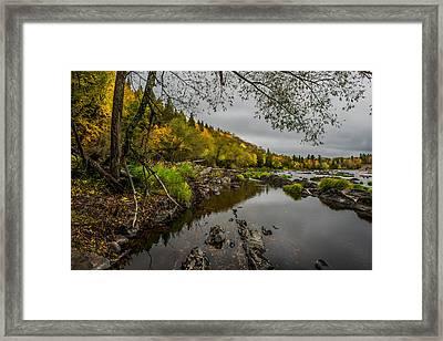 Jay Cooke State Park Framed Print