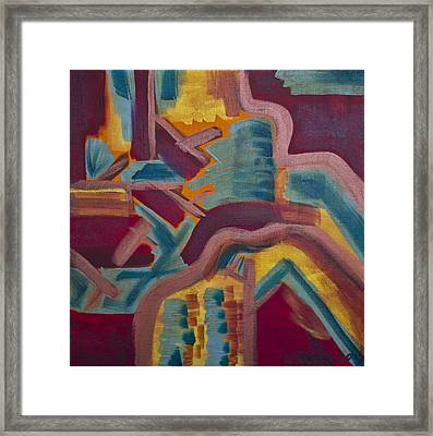 Jazz 2012 Framed Print by Drea Jensen