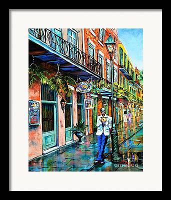 Jackson Square Framed Prints