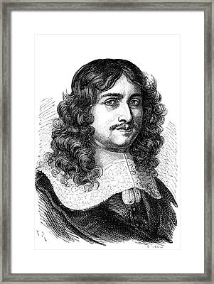 Jean-baptiste Colbert Framed Print by Collection Abecasis