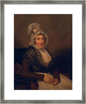 Jean Pitcairn, C.1790s Framed Print by Sir Henry Raeburn